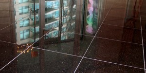 Marble And Granite Flattening And Custom Epoxy Grout Lines